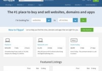 flipping sites to make money
